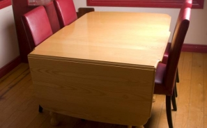 Dining Table Drop-leaf